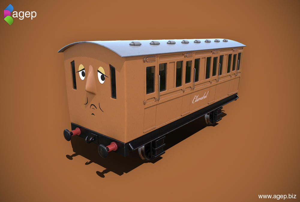 Clarabel the Coach